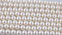 6mm SWAROVSKI® ELEMENTS Cream Rose Light Crystal Pearl Beads - 50 pearls for jewellery making, beadwork and craft